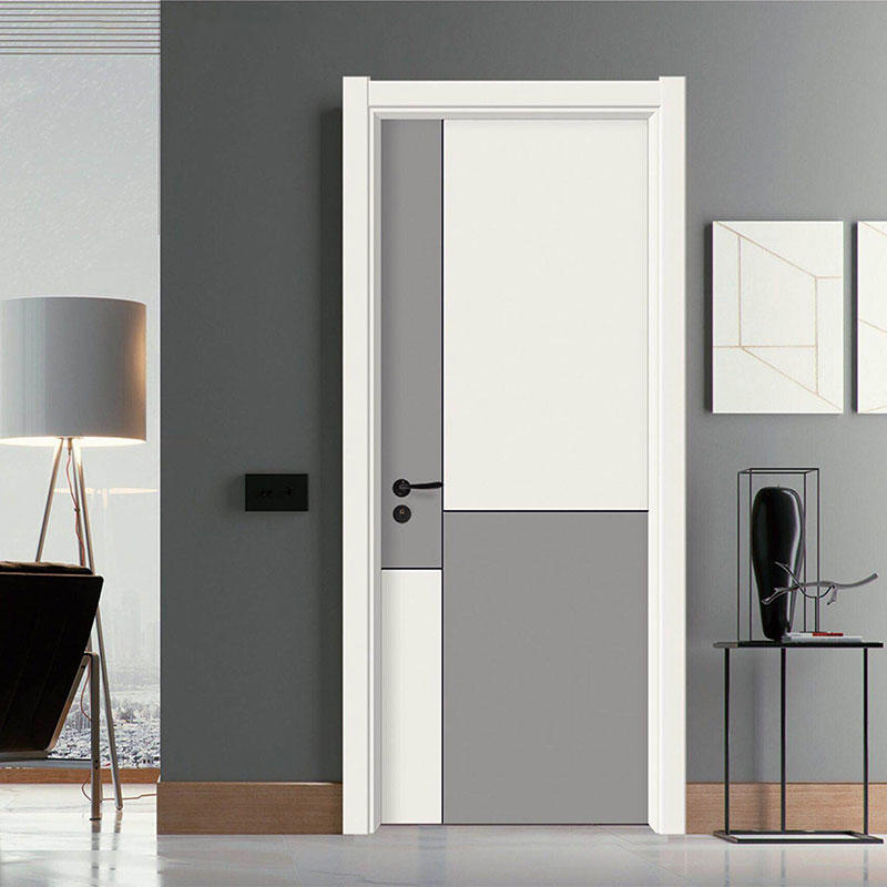 Casen plain modern composite doors simple style-3