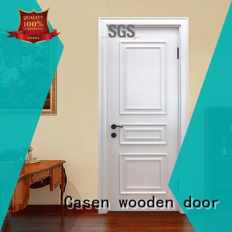 wooden luxury internal doors modern for store decoration Casen