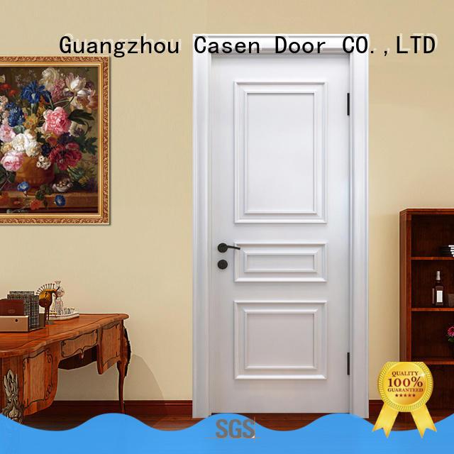 Casen wooden wooden door easy for bedroom