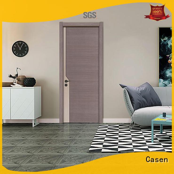 Casen elegant custom interior doors at discount for store decoration