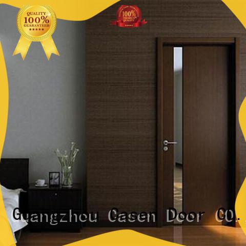Casen chic interior wood doors at discount for bedroom