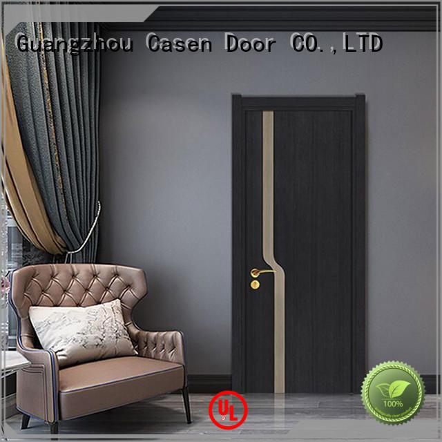 Interior white wood door JS-2005A