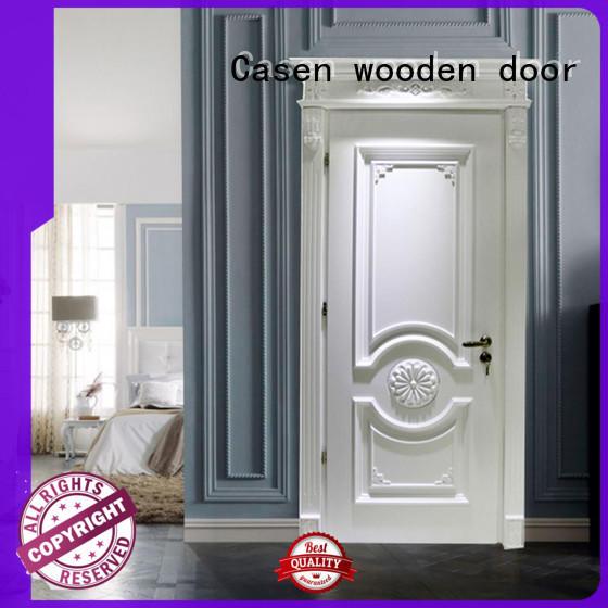 Casen white color fashion doors american for bathroom