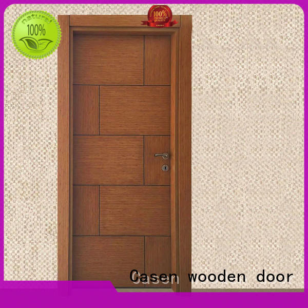 Casen high-end mdf interior doors cheapest factory price for washroom