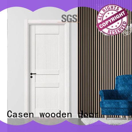Casen 5 panel mdf interior door cheapest factory price for decoration