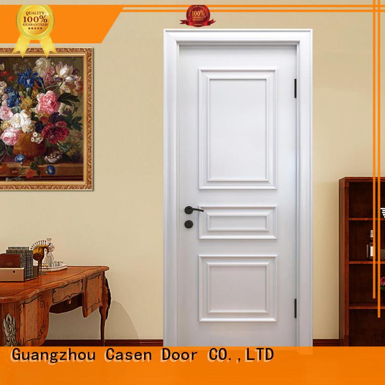 Casen wooden fancy doors fashion for bedroom