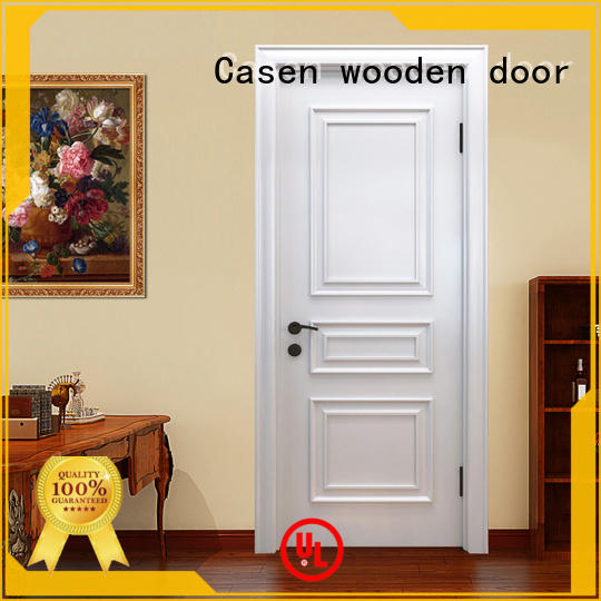 Casen wooden internal glazed doors american for kitchen