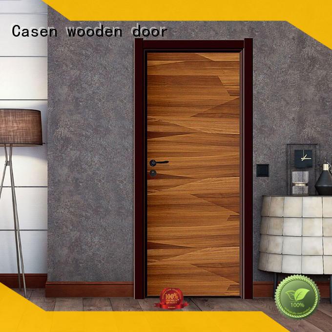 Casen Brand wooden flat plain light 4 panel doors