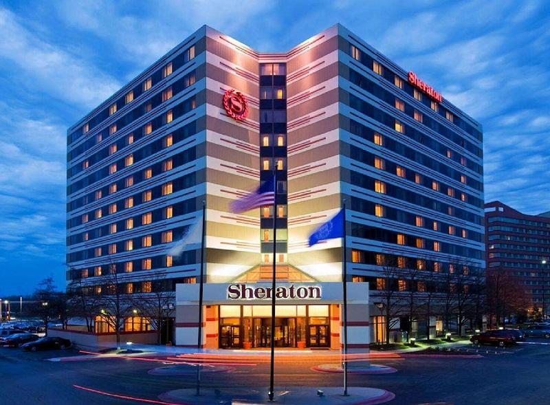 American Sheraton hotel