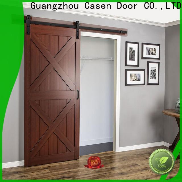 Casen space internal sliding doors supplier for store