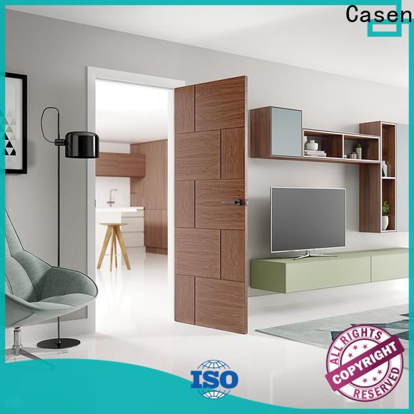 Casen high-end modern door design for home factory for washroom