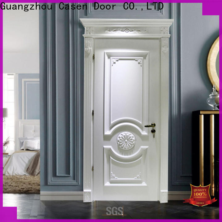 Casen quality solid hardwood exterior doors wholesale for living room