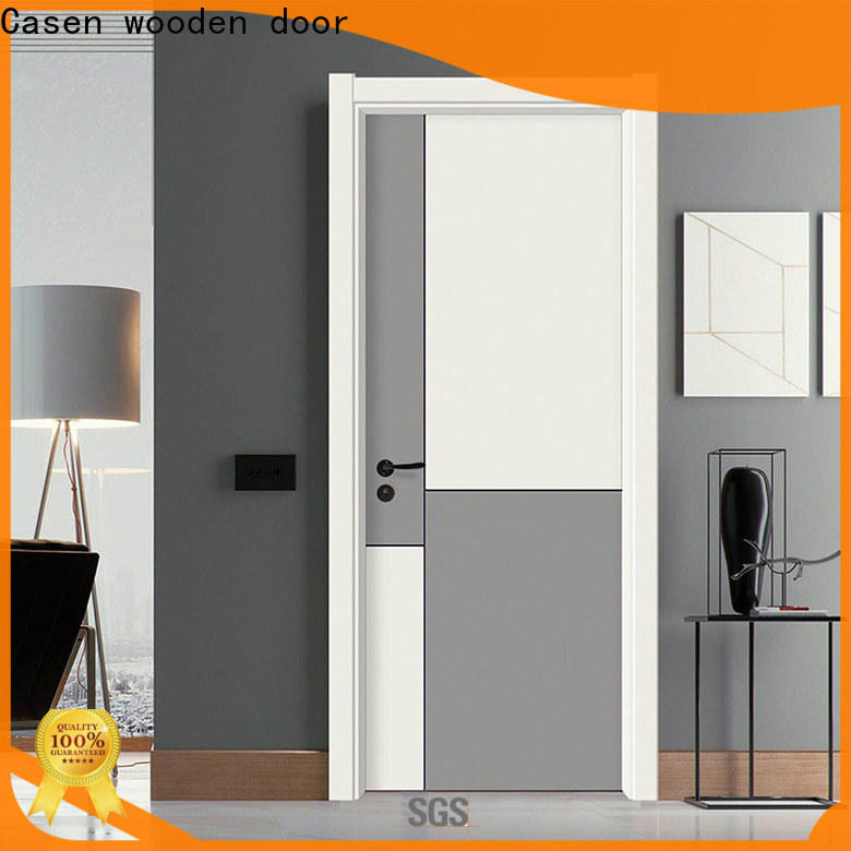 Casen custom two panel interior door for sale