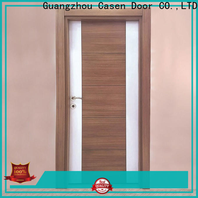 Casen mdf wood door wholesale for decoration