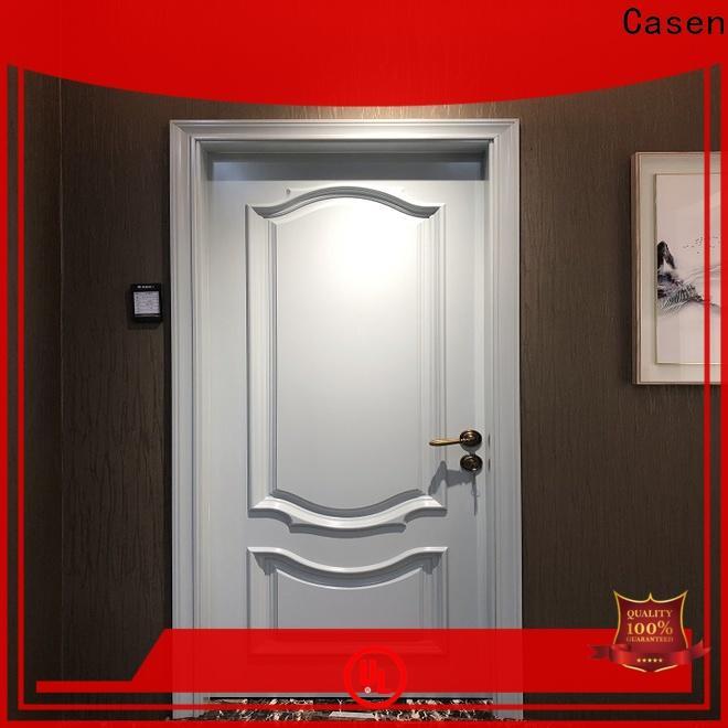Casen OEM contemporary internal doors wholesale for decoration