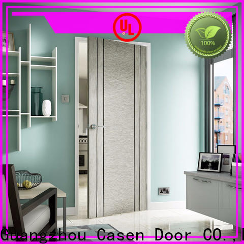 Casen luxury interior doors solid wood for sale for bedroom