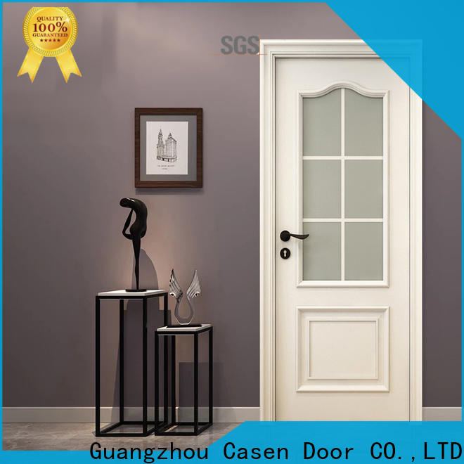 Casen bulk luxury double front doors supplier for store decoration