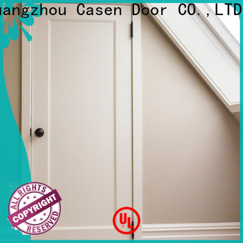 Casen 5 panel mdf interior door wholesale for washroom