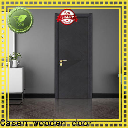 quality two panel interior door wooden wholesale for bedroom