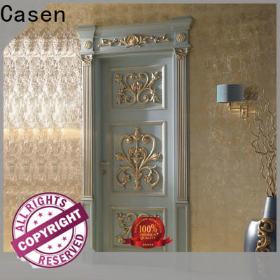 Casen best luxury main door manufacturer for bathroom