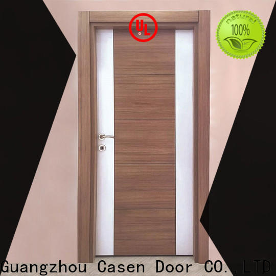Casen funky solid core mdf doors vendor for decoration