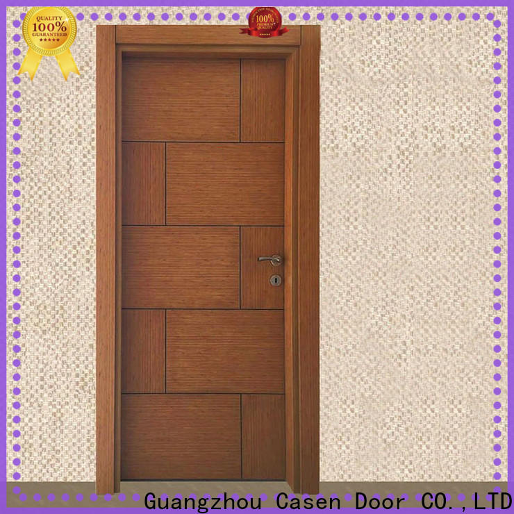 Casen custom mdf door price for sale for decoration