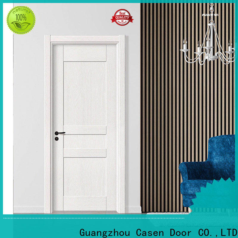 Casen high quality mdf doors online factory for washroom