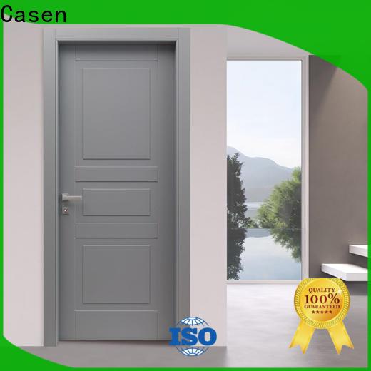 Casen interior 6 panel doors vendor for bedroom