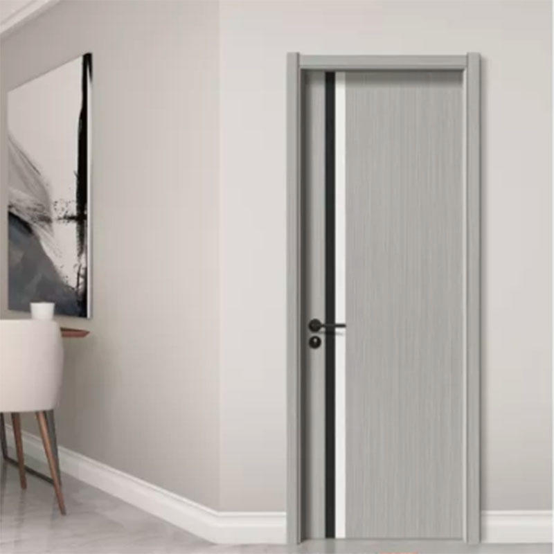 MDF door white color for room use