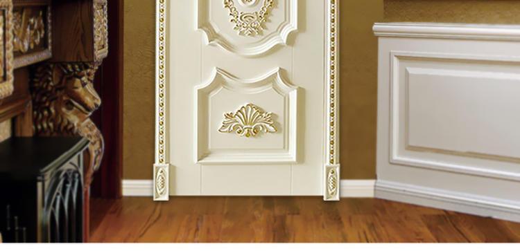 JS-9073  Luxury wooden door